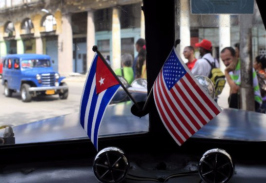 Хилари Клинтон против запретов на торговлю с Кубой