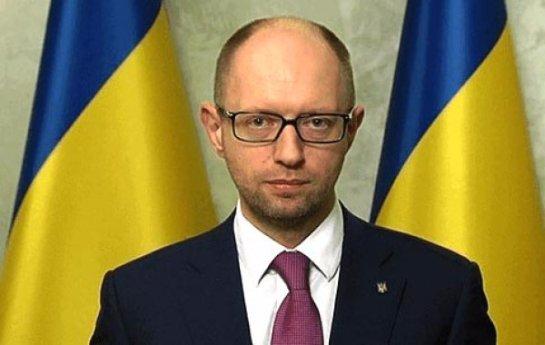 Арсений Яценюк выдвигает условия транспортировки российского газа в Европу