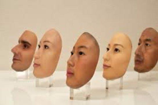 Японские ученые работают над созданием искусственного человеческого лица