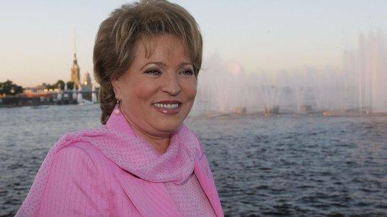 Валентина Матвиенко посетит Крым