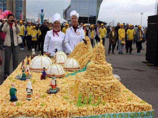 Китайцы опубликовали список уфимских деликатесов