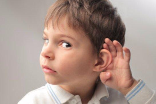 Детям попробуют восстановить слух с помощью генной терапии