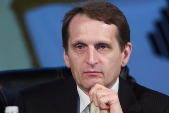 Нарышкин не думает, что запрет на въезд в Россию финских депутатов, хорошая идея