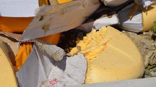 Глава Министерства сельского хозяйства заявил, что уничтожение санкционных продуктов является  мировой практикой