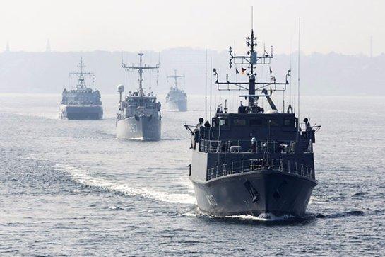 В территориальных водах Украины стартуют учения НАТО