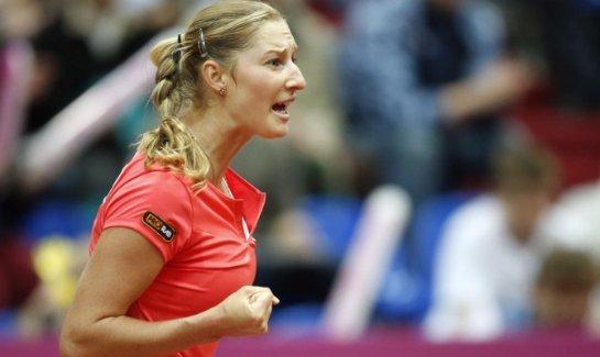 WTA: сыграны матчи второго круга