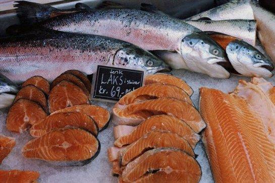 Норвежские производители рыбы утратили доступ к российским рынкам