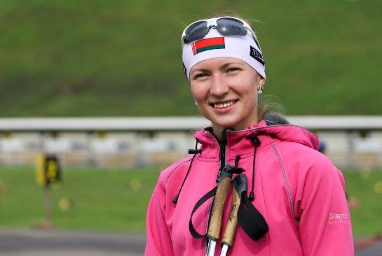 Дарья Домрачева пропустит биатлонный сезон