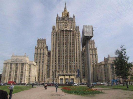В российском МИДе объяснили, чем стал неугоден шведский дипломат
