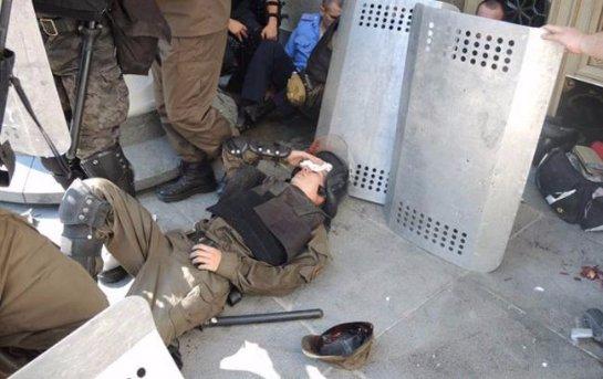 Кремль отреагировал на происходящее в Киеве