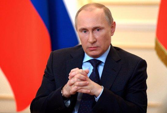 Путин заявил, что Киев является причиной активизации боевых действий на Донбассе