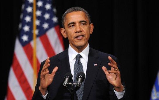 Барак Обама заявил, что победа в холодной войне досталась США