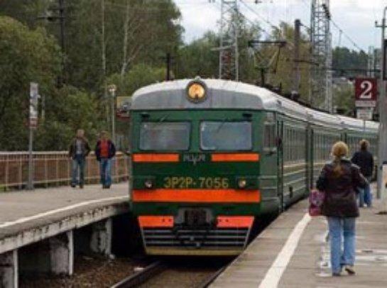 Московские пригородные поезда изменят к лучшему