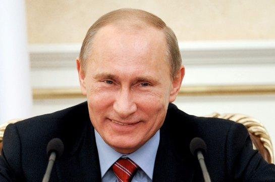 Хакеры разместили фото Владимира Путина на украинском сайте