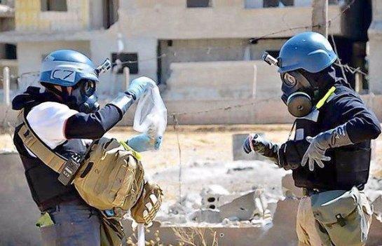 Резолюция ООН по химическому оружию в Сирии была принята единогласно