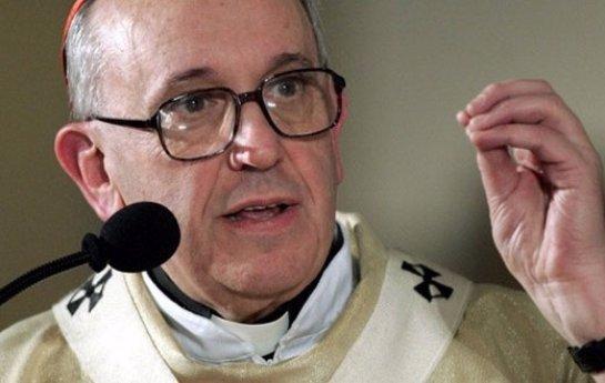 Папа Римский призвал мировое сообщество отказаться от любого оружия массового поражения