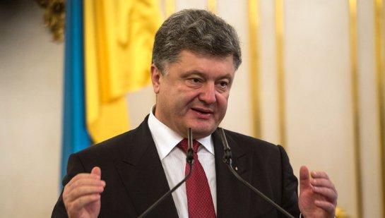 Порошенко хочет усиления антироссийских санкций