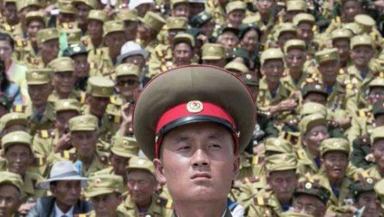 КНДР готовится к военному наступлению