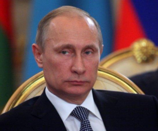 Владимир Путин похвалил Центробанк