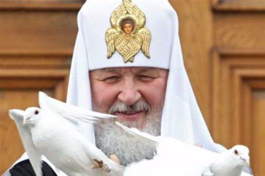 Россияне смогут пообщаться с Патриархом Кириллом на
