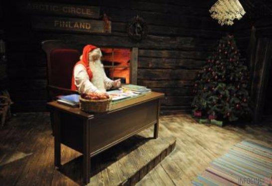 Санта-Клаус стал банкротом из-за оттока туристов из России