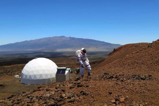 НАСА проведет годовой эксперимент, который будет имитировать жизнь на Марсе