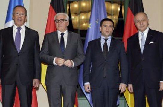 Берлинские переговоры экспертов