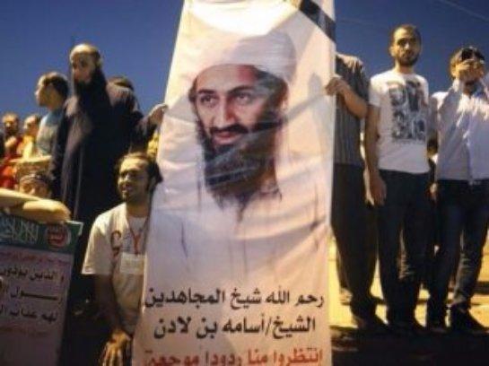 В самолете, потерпевшем крушение в Англии, могли быть родственники Усамы бен Ладена