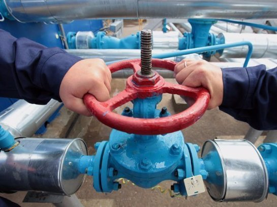 Украина использует транш МВФ, чтобы расплатиться за газ