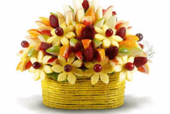 Собственный бизнес на фруктовых букетах