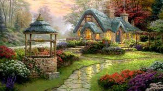 Скромные секреты волшебных садов