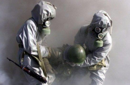 Боевики ИГИЛ совершили химическую атаку на сирийский город