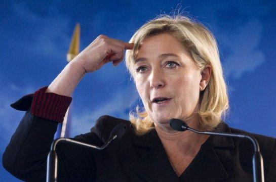 Марин Ле Пен считает, что всех исламистов необходимо выслать из страны