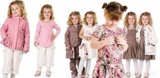 Бизнес-идея по открытию магазина детской одежды