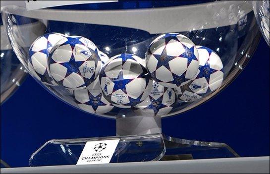 Еврокубки: российские клубы узнали соперников