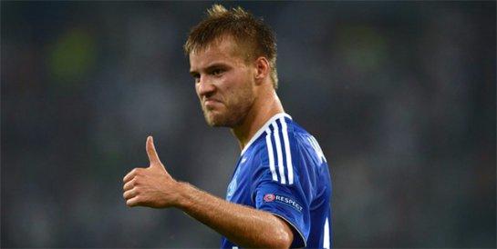 Дортмундская Боруссия покупает украинского футболиста?
