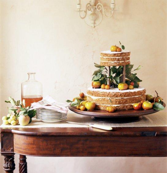 Топ 10 модных тенденций в свадебных тортах