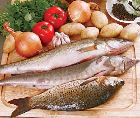 Рыба полезна, если ее есть только раз в неделю