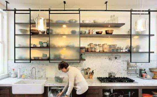 Полка для кухни своими руками