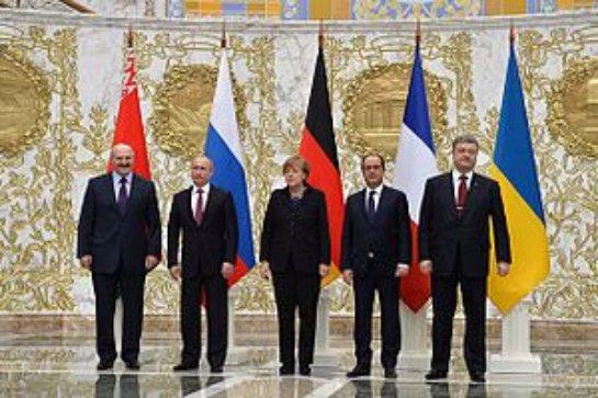 Минские соглашения могут быть продлены на 2016 год