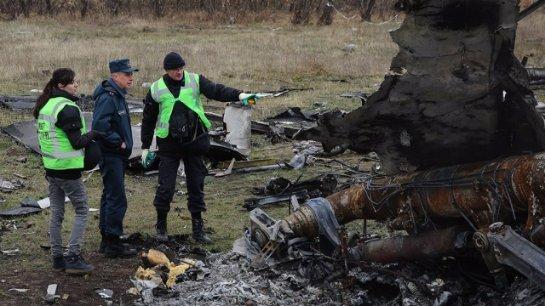 Нидераланды держат в секрете результаты расследования крушения Боинга