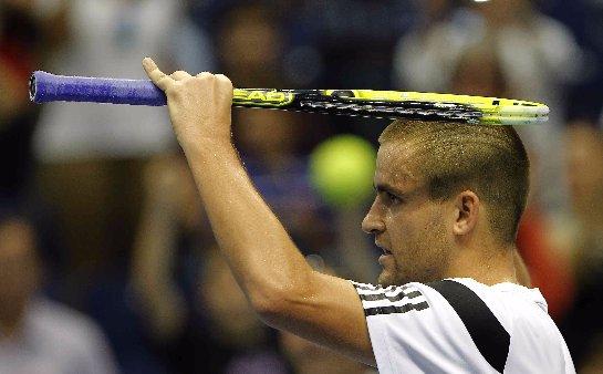 ATP: второй круг сыгран