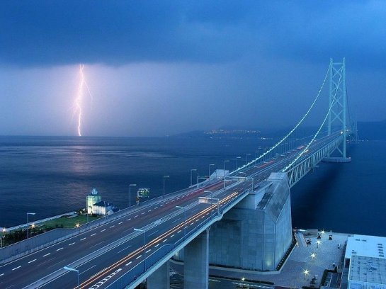 Керченский мост будет достаточно прочным, чтобы выдержать любую непогоду