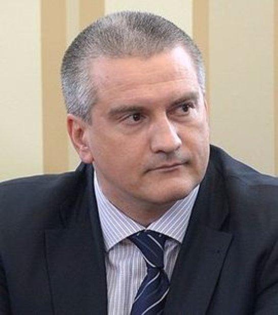 Глава Крыма сомневается в психической вменяемости киевских властей