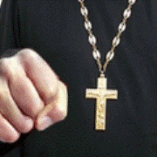 В Сочи произошла драка священнослужителя и горожанина