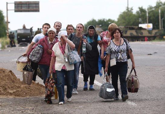 Россия примет еще больше украинских беженцев