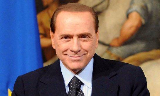 Берлускони запретили ездить в Украину