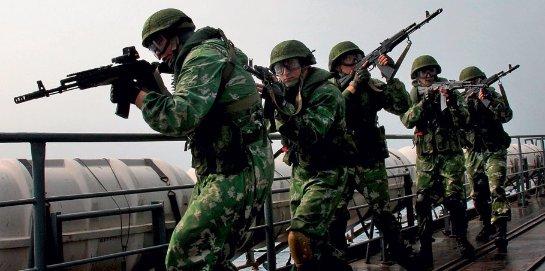 Пока что в России не будет частных армий