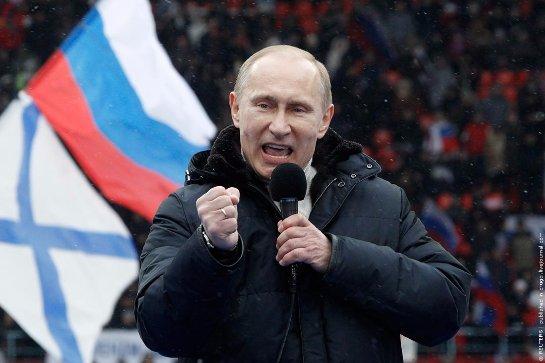 Французский политик Клод Гоасген восхищен Путиным