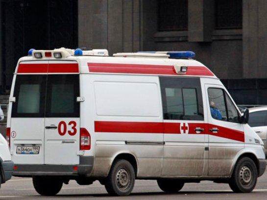 В Симферополе был обстрелян автомобиль